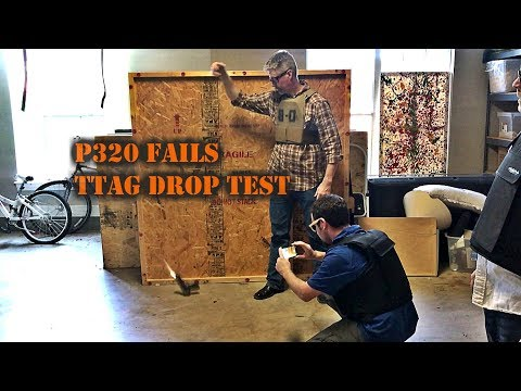 SIG P320 Drop Test Failure