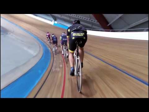 Baanwielrennen Sportpaleis Alkmaar