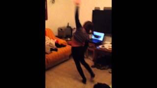 techno baby girls LA CECI bailando mallorca.