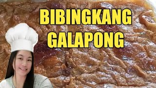 BIBINGKA GALAPONG HARVEY VLOG HONGKONG