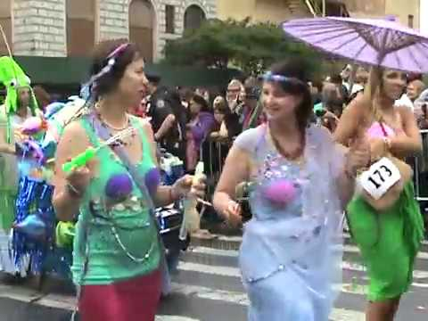 Full The 35th Annual Coney Island Mermaid Parade 2017 P 16