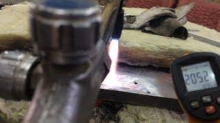 Сварка толстого алюминия слабым аппаратом Tig[PG]