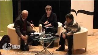 Дискуссия «Защита данных в будущем.» / Goethe-Institut Russland(http://www.goethe.de/russland Немецкий культурный центр им. Гёте в России Goethe-Institut Russland Дискуссия «Защита данных в..., 2011-03-03T23:59:33.000Z)