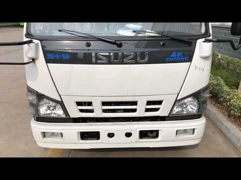 Philippines Fecal Sewage Suction Cleaning Truck Isuzu for sale www.isuzutruckscn.com