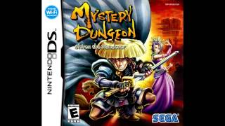 34 - Monster House: Mystery Dungeon Shiren the Wanderer DS