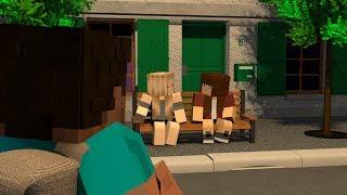 A glance, A love, A tear   Minecraft Animation