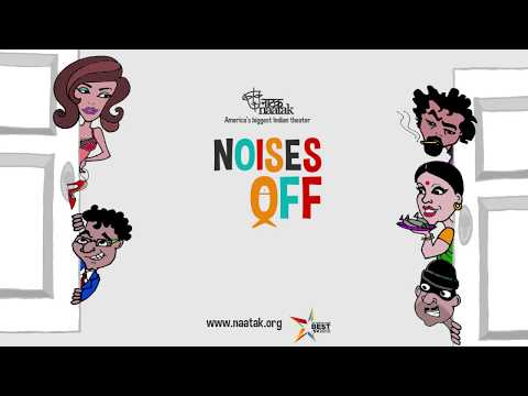 Noises Off - Naatak's 53rd Production (May 2016)