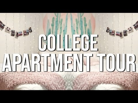 COLLEGE APARTMENT TOUR // UNIVERSITY OF ARIZONA