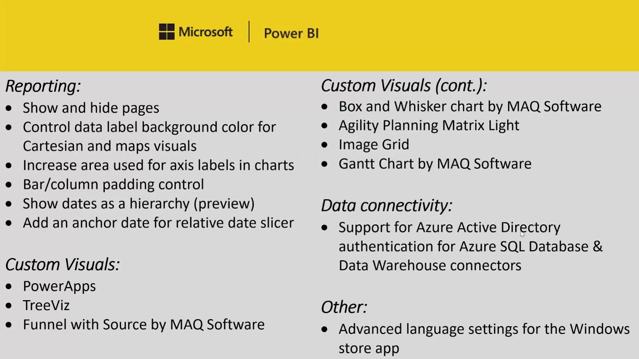 Power BI Desktop January Feature Summary   Microsoft Power