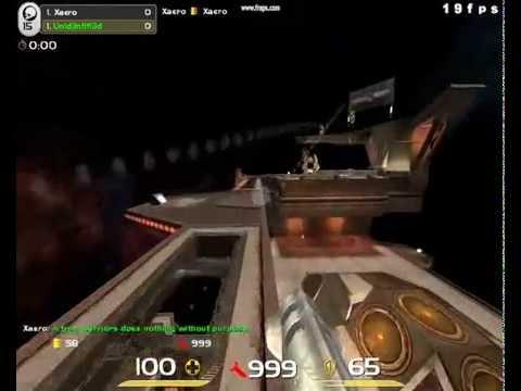 Quake Live Console Cheats