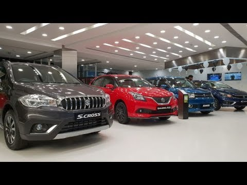 Welcome To NEXA World | 2018 Ciaz, S Cross, Baleno RS, Ignis | Exterior And Interior