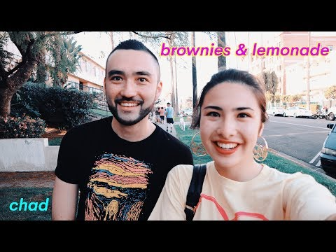 BROWNIES AND LEMONADE (Chad) Interview- events, branding, first shows