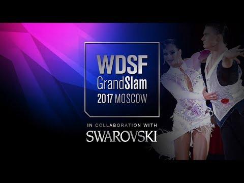 Imametdinov - Bezzubova, GER   2017 GS LAT Moscow   R2 R   DanceSport Total