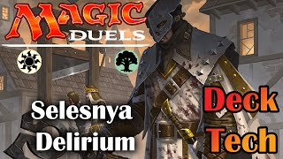 magic duels   selesnya delirium deck tech
