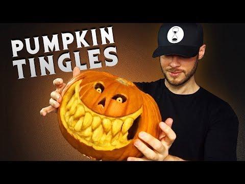 PUMPKIN TINGLES! Ultimate Halloween ASMR