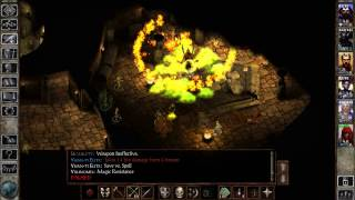 Icewind Dale EE Playthrough Part 37: Yxunomei Battle
