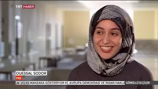 Aksaray Üniversitemiz, Gönüllü Elçiler Programı ile TRT Haber'e Konuk Oldu... #AksarayBlog...