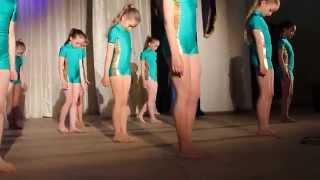 "Детский модерн-балет ""TLS"" Юлии Ценнер, ч.4"