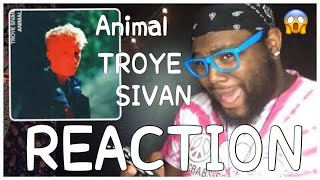 Troye Sivan - Animal (Official Audio) | REACTION