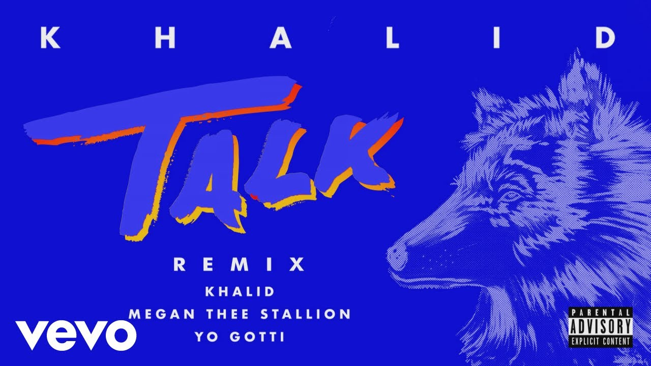 Khalid, Megan Thee Stallion, Yo Gotti - Talk REMIX (Audio)