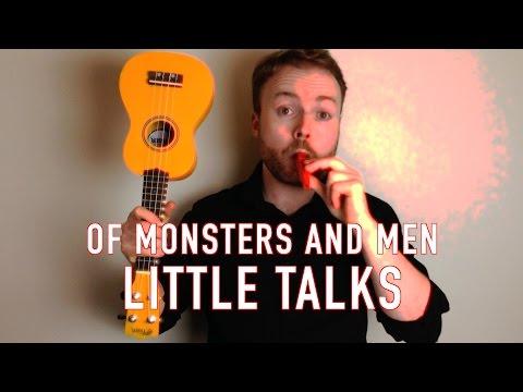 Little Talks - Of Monsters and Men (Ukulele Tutorial) - YouTube