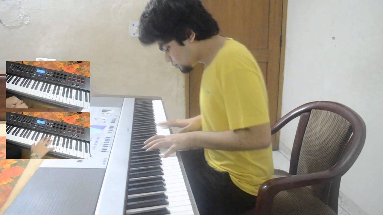 BYNON & Domeno - Golden Hearts (Dannic Edit) [PIANO VERSION]