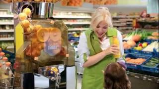 видео доставка свежевыжатых соков