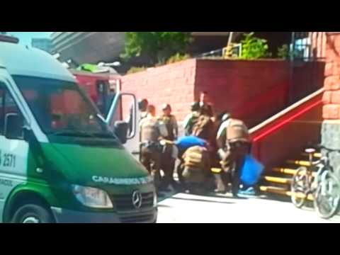 Asalto a carro de valores en chile. Videos De Viajes