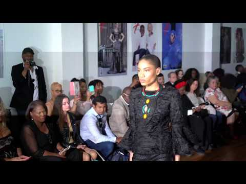 i-Fashion Magazine presents Laverne Brathwaite with C