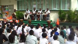 African Community Hong Kong  Educational Tour to T