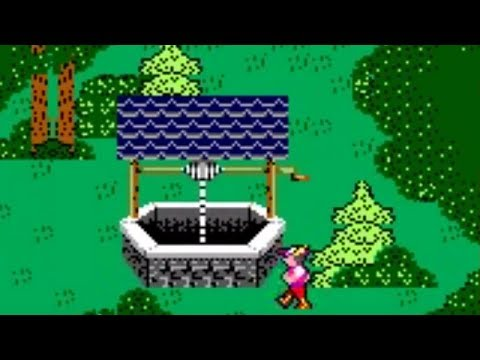 King's Quest: Quest for the Crown (SMS) Playthrough - NintendoComplete