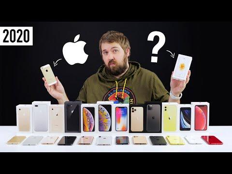 Какой IPhone выбрать в 2020? Стоит ли ждать IPhone 12?