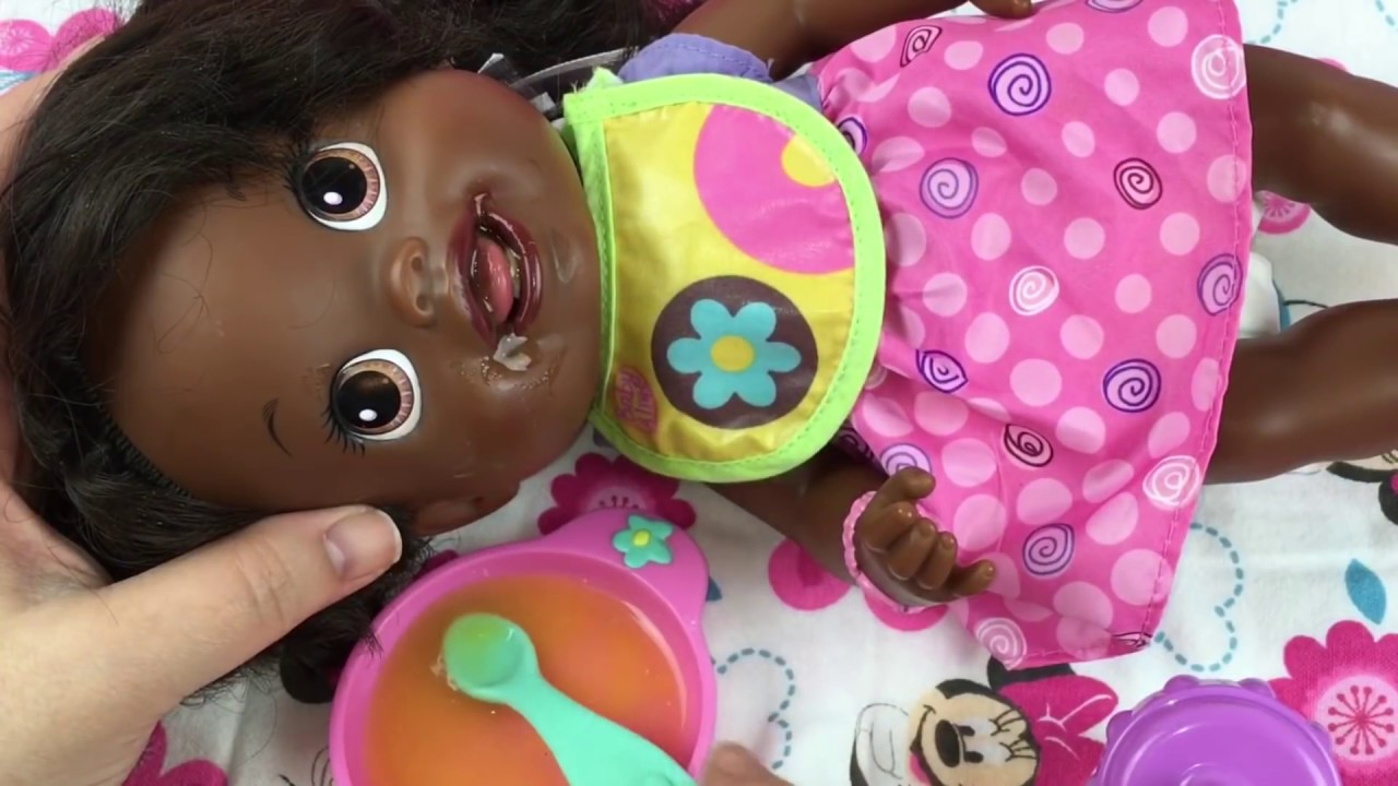 Baby Alive Kelsey S Poop 💩 Explosion Youtube