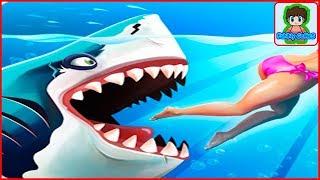 Эволюция голодной акулы hungry shark evolution  игра Для детей от Фаника