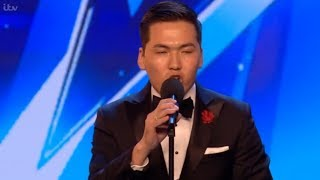 Mongolian Singer SHOCKS Judges With Throat Singing?! | Britain