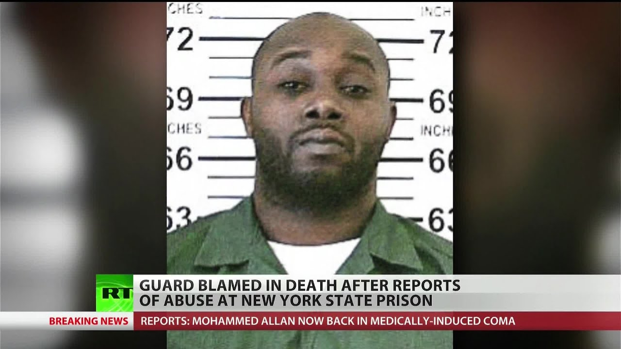 Inmate's gruesome death linked to similar abuses, violence in NY state  prison system