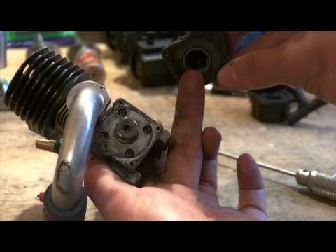 How to Replace RC Pull Start with Power Starter Drill Starter