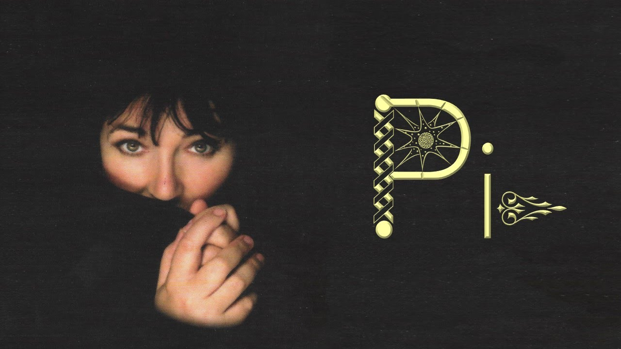 Kate Bush - Pi (with lyrics)