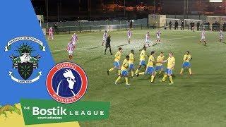 Haringey Borough 3 - 2 Dorking Wanderers | Highlights | 20.11.18