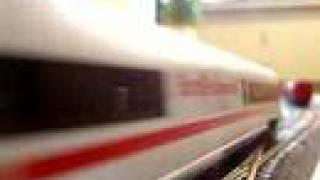 ICE T Baureihe 411 / Video 1