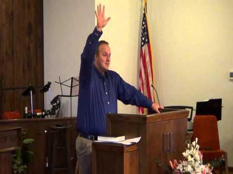 """Pastor Bill Baker """"The Door"""" 11/02/14"""