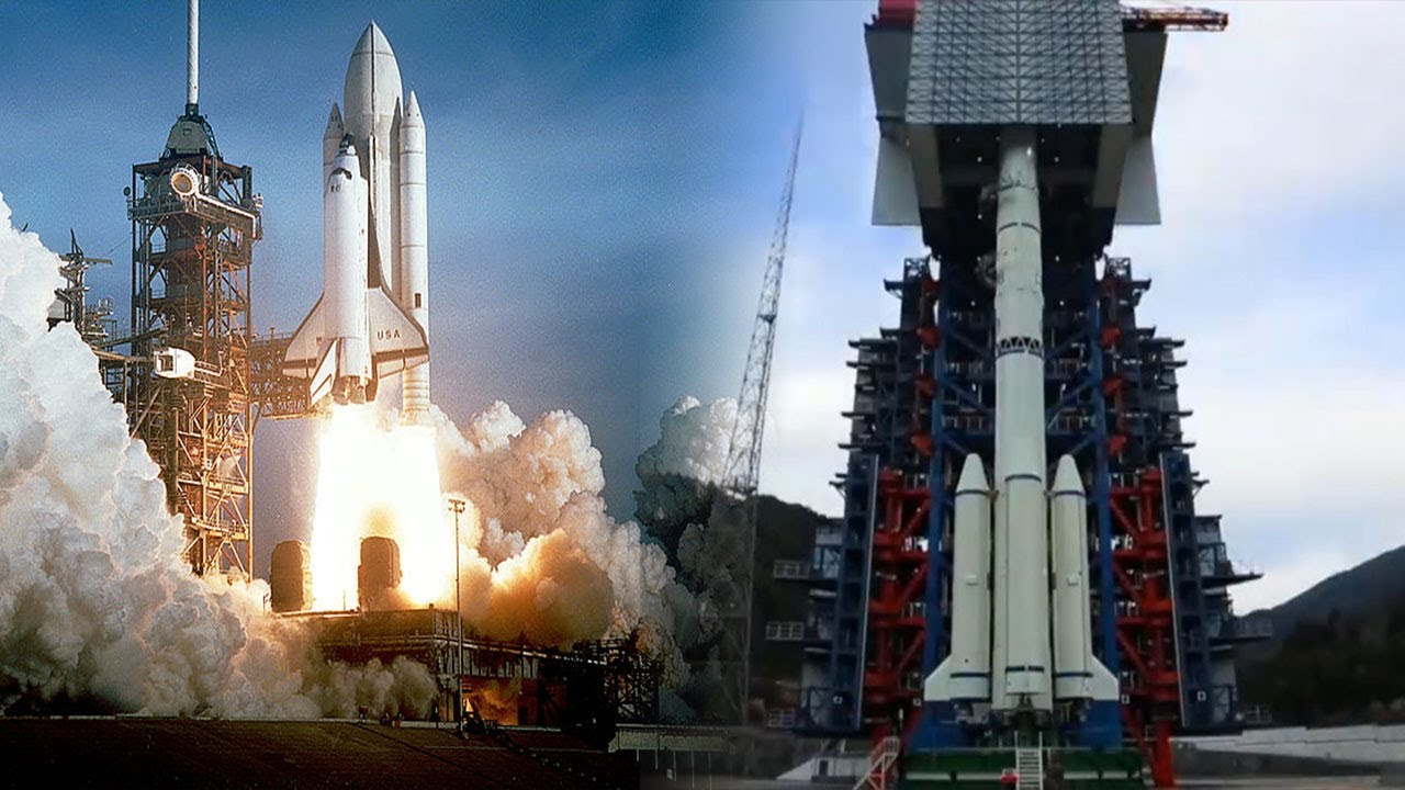 The Rise Of China's Space Technology That Shock The World