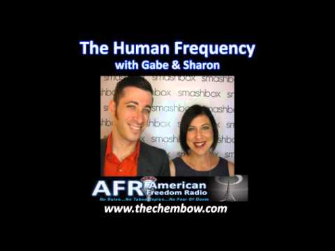 The Human Frequency Joins American Freedom Radio