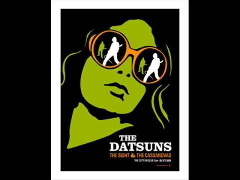 The Datsuns - Stuck Here For Days