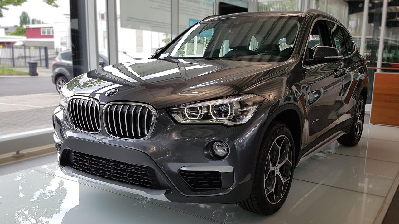 2016 bmw x1 xdrive 18d modell xline   bmw view     youtube