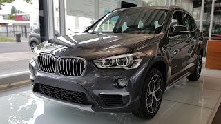 2016 BMW X1 xDrive 18d Modell xLine | -[BMW.view]-