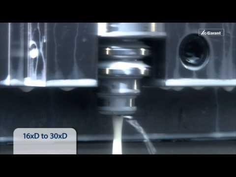 GARANT Process reliable deep hole drilling