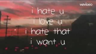 I HATE YOU I LOVE YOU - THAI VER cut