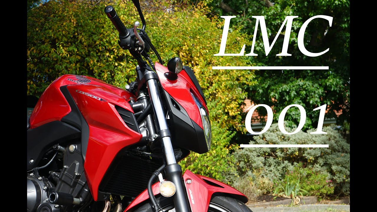 pimpandhost nude lmc-001 LMC 001 - Honda CB500F - Why I got a bike!