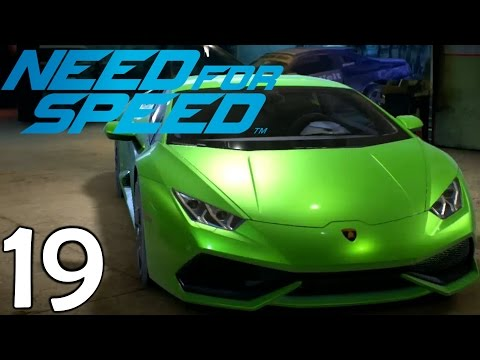 HURACAN-SHOPPING! - Let's Play Need For Speed (2015) #19 [1080p/Deutsch/Facecam]